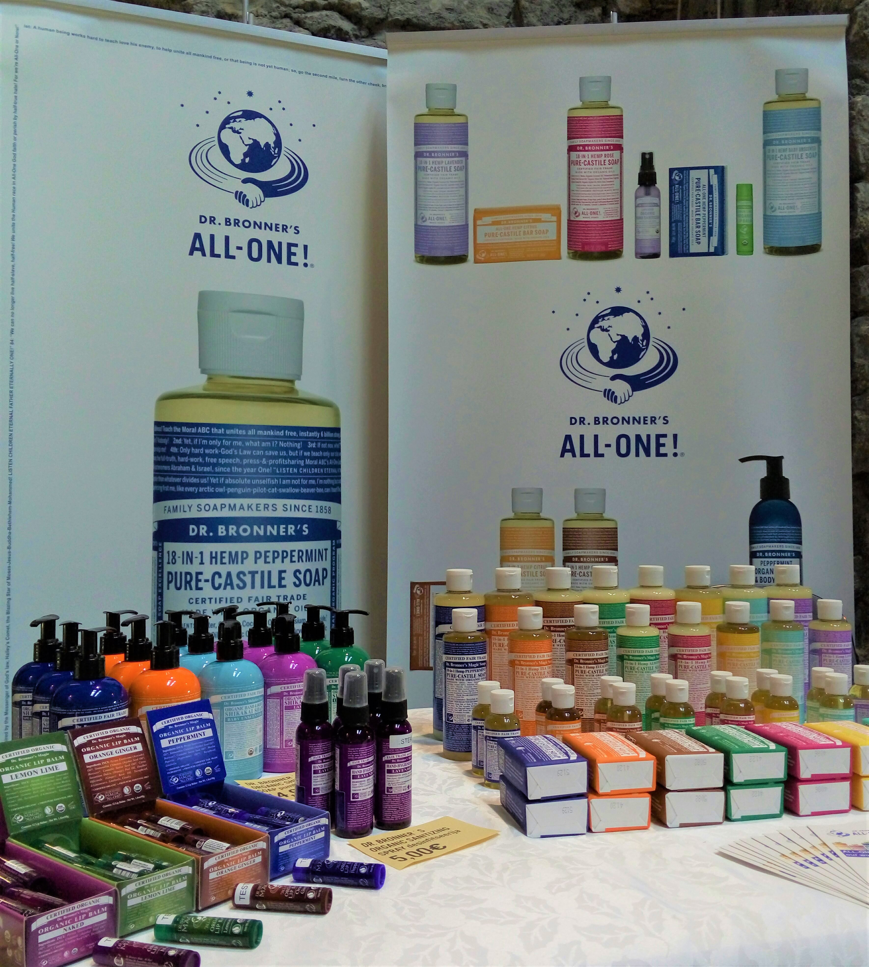 Dr. Bronner´s / Green Cosmetics OÜ