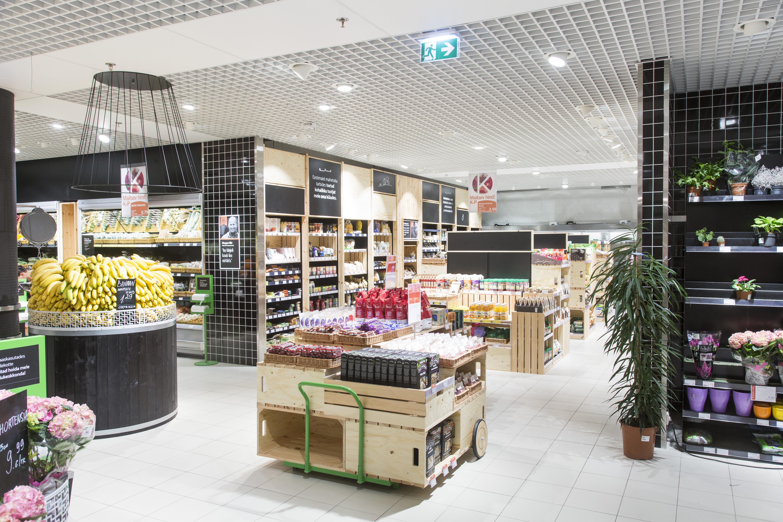 Kaubamaja AS Toidukaubandus, Tallinn