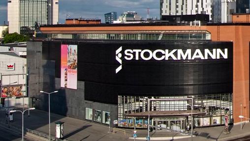 Stockmanni kaubamaja toidukaubad