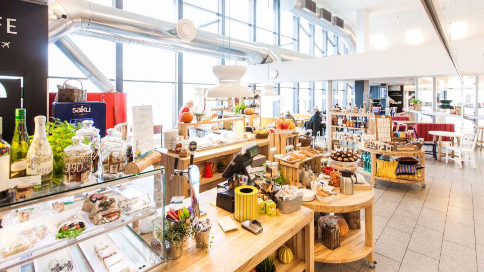 Welcome Cafe Tallinna Lennujaamas
