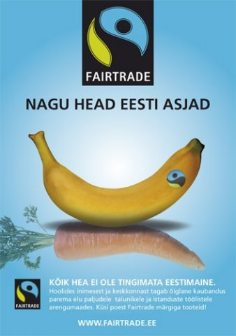 Fairtrade Eestis 2005-2011